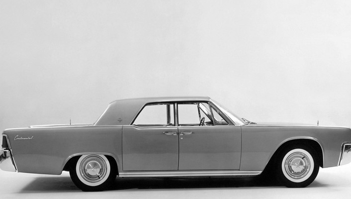 Lincoln continental classic cars wallpaper