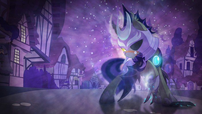 Pony: friendship is magic trooper ponyville equestria wallpaper
