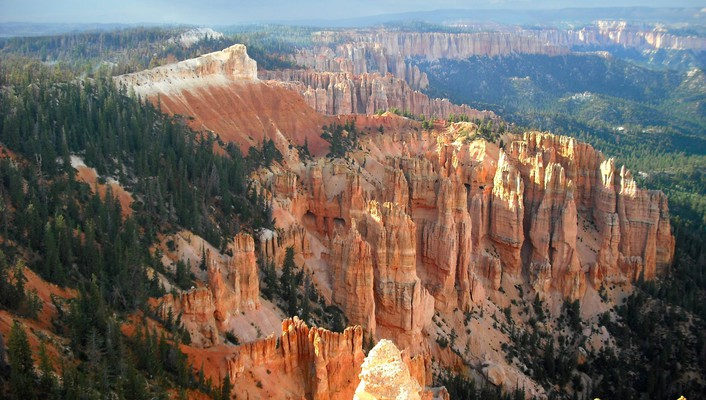 Bryce canyon overlook wallpaper