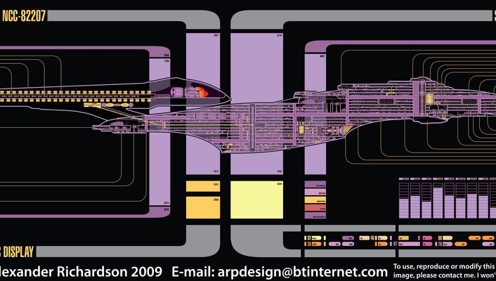 Star trek sovereign the next generation voyager schematics wallpaper