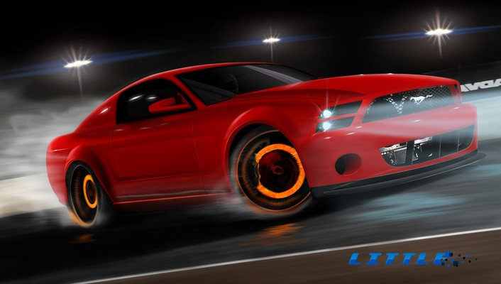 Ford mustang shelby gt american car muscle 5.0 wallpaper