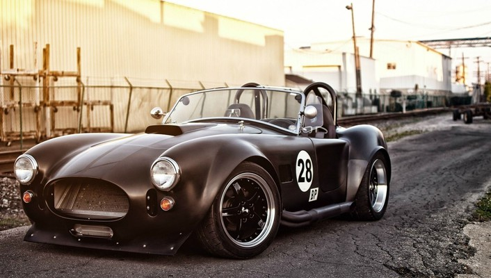 Vintage cars shelby 427 cobra s/c wallpaper