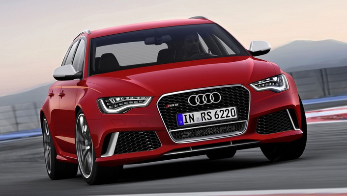 Audi rs6 2014 avant wallpaper