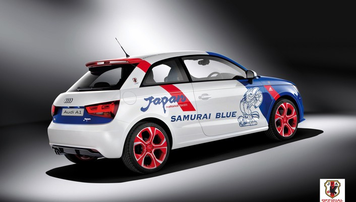 Audi a1 cars samurai wallpaper