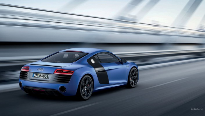 Audi r8 v10 plusx wallpaper