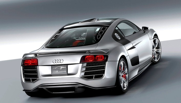 Audi r8 v12 tdi wallpaper