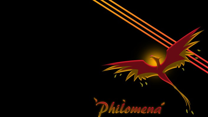 Magic my little pony pony philomena phoenix wallpaper