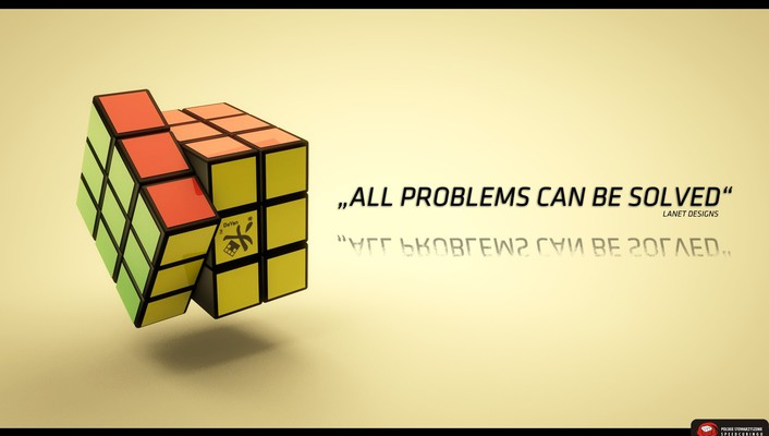 Quotes rubiks cube wallpaper