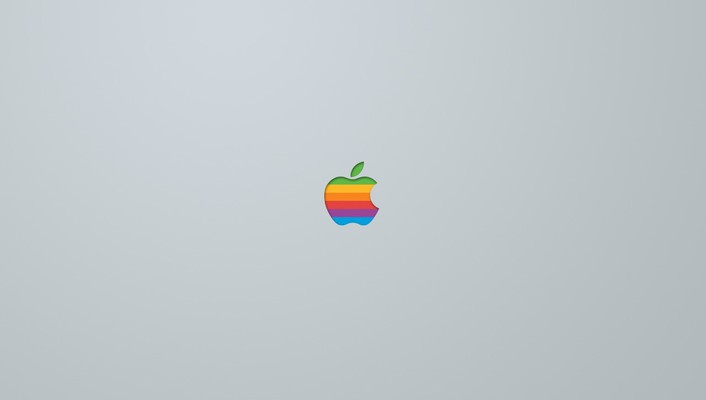 Mac os x apples wallpaper