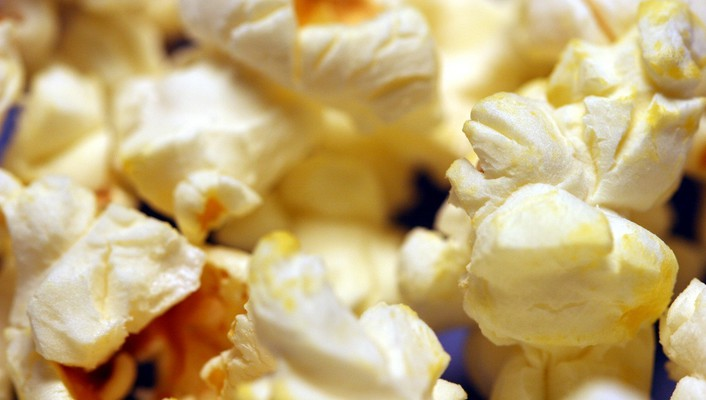 Popcorn videos background wallpaper