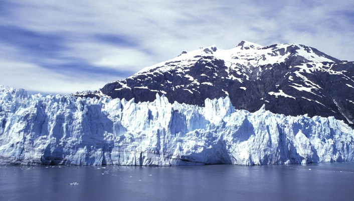 Icebergs landscapes mountains nature wallpaper