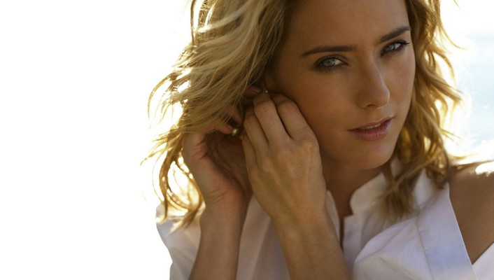 Women models tea leoni wallpaper