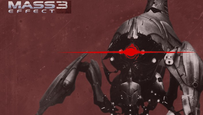 Reaper mass effect 3 wallpaper