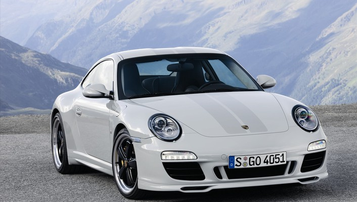 Porsche cars vehicles 911 sport classic 2010 wallpaper