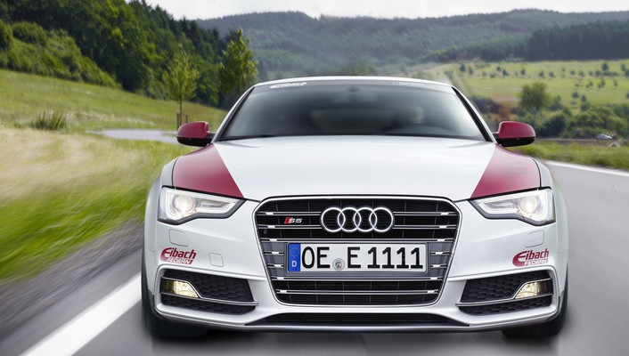 Audi s5 eibach project motion tuning wallpaper