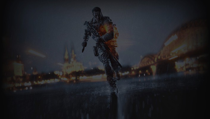 Battlefield 4 ea games dice video wallpaper