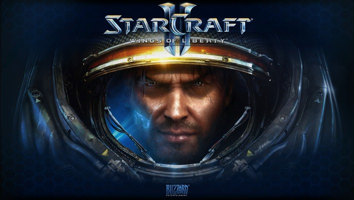 Jim raynor starcraft ii wallpaper