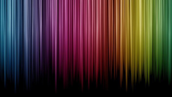 Aurora borealis minimalistic patterns templates vectors wallpaper