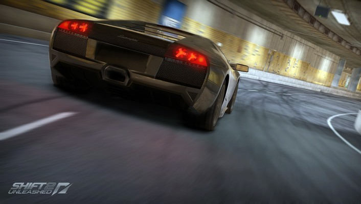 Need for speed shift 2 unleashed cars wallpaper