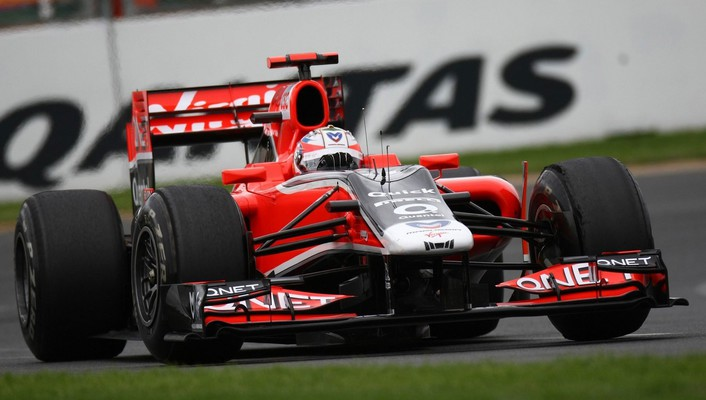Australia formula one marussia melbourne wallpaper