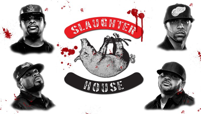 Joe budden slaughterhouse joell ortiz crooked i wallpaper