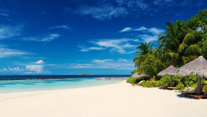 Baros island maldives wallpaper