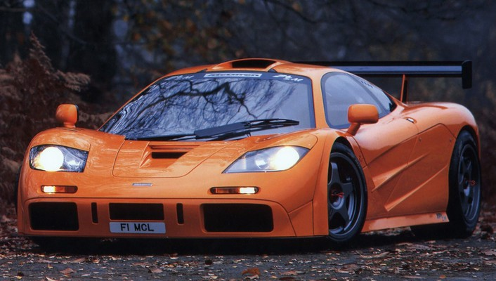 Cars mclaren f1 wallpaper