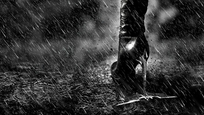 High heels ripples the dark knight rises wallpaper