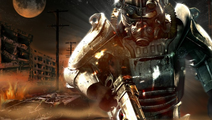 Video games fallout 3 wallpaper