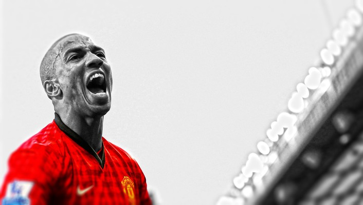 Premier league stars cutout football player ashley wallpaper