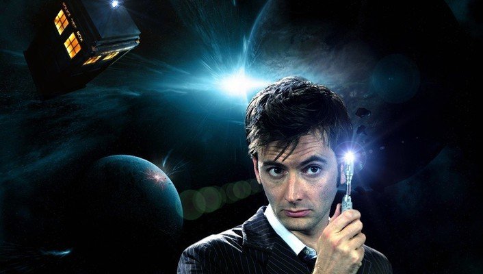 Tardis david tennant doctor who tenth sonic screwdriver wallpaper