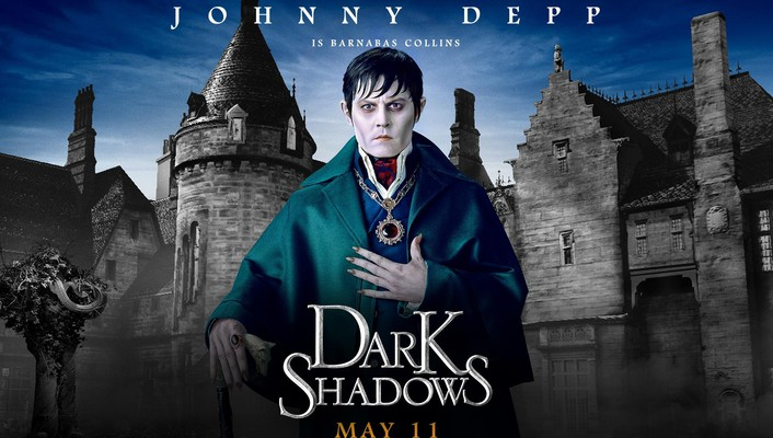 Movies johnny depp dark shadows wallpaper