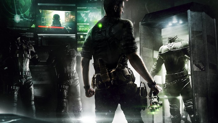 Splinter cell blacklist tom wallpaper