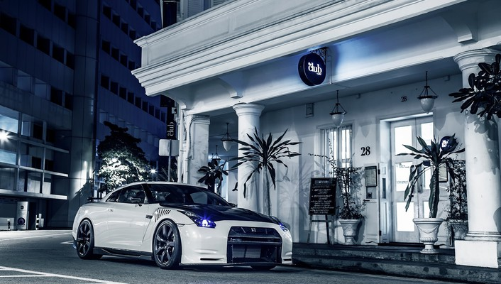 Cars nissan gt-r wallpaper