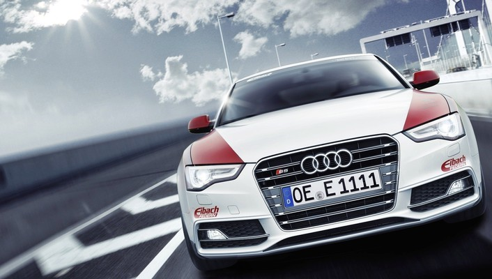 Cars audi roads vehicles s5 automobile wallpaper