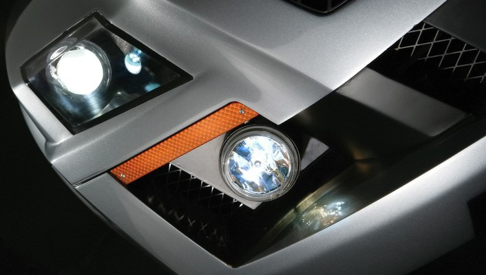 Cars 2006 headlights prodrive wallpaper