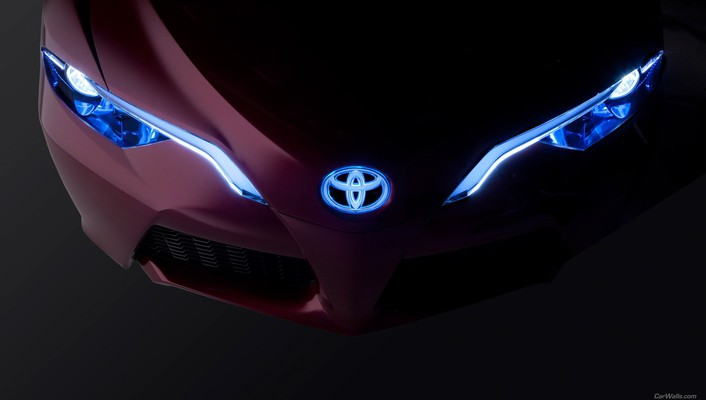 Hybrid toyota cars wallpaper