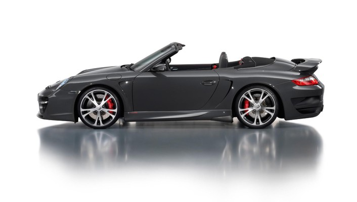 Porsche cars techart 911 gt cabrio turbo street wallpaper