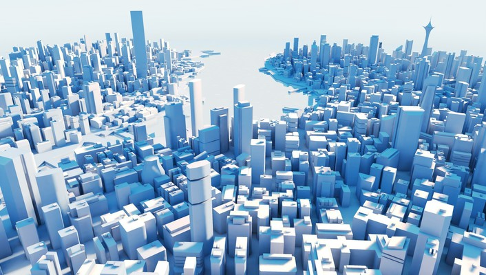 Mirrors edge cityscapes city skyline wallpaper