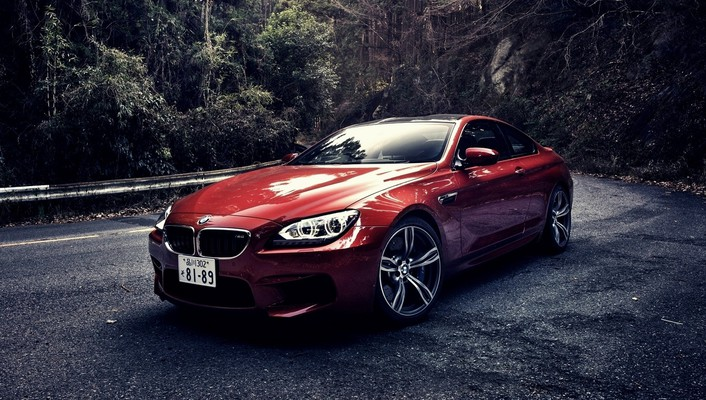 Japan bmw cars vehicles m6 wallpaper