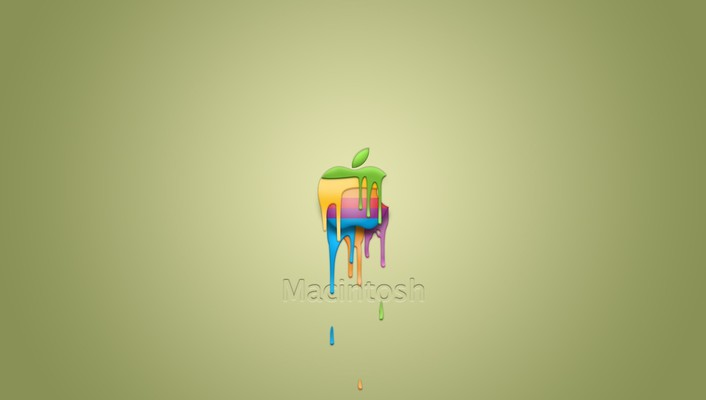 Macintosh paint wallpaper