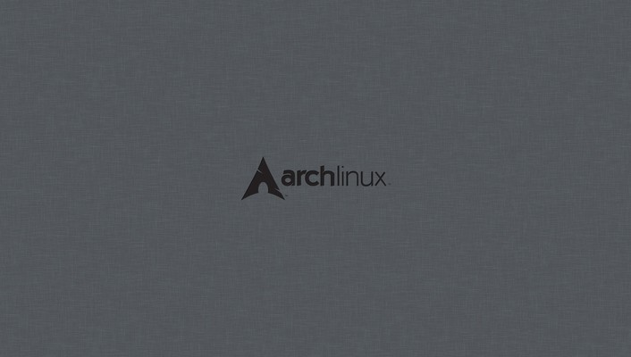 Linux arch grey background operational sistem wallpaper
