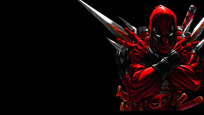 Comics deadpool wade wilson wallpaper