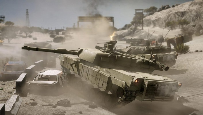 Video games battlefield bad company 2 wallpaper