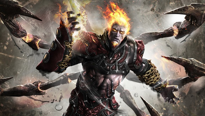 God of war ares kratos ascension wallpaper