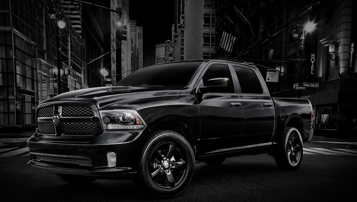 New 2013 ram black express wallpaper