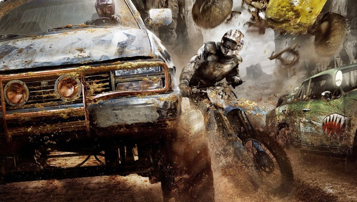 Motorstorm apocalypse games video wallpaper