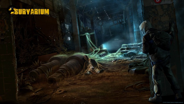 Video games post-apocalyptic biohazard concept art survarium wallpaper