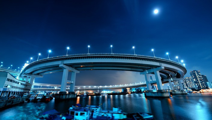 Japan tokyo cityscapes city night wallpaper
