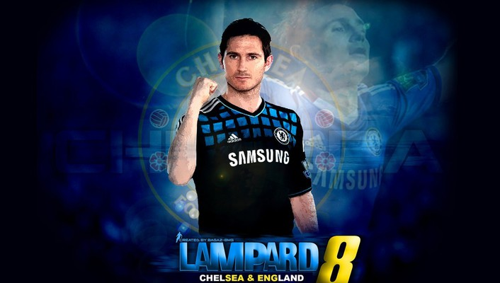 Fc premier league football stars frank lampard wallpaper